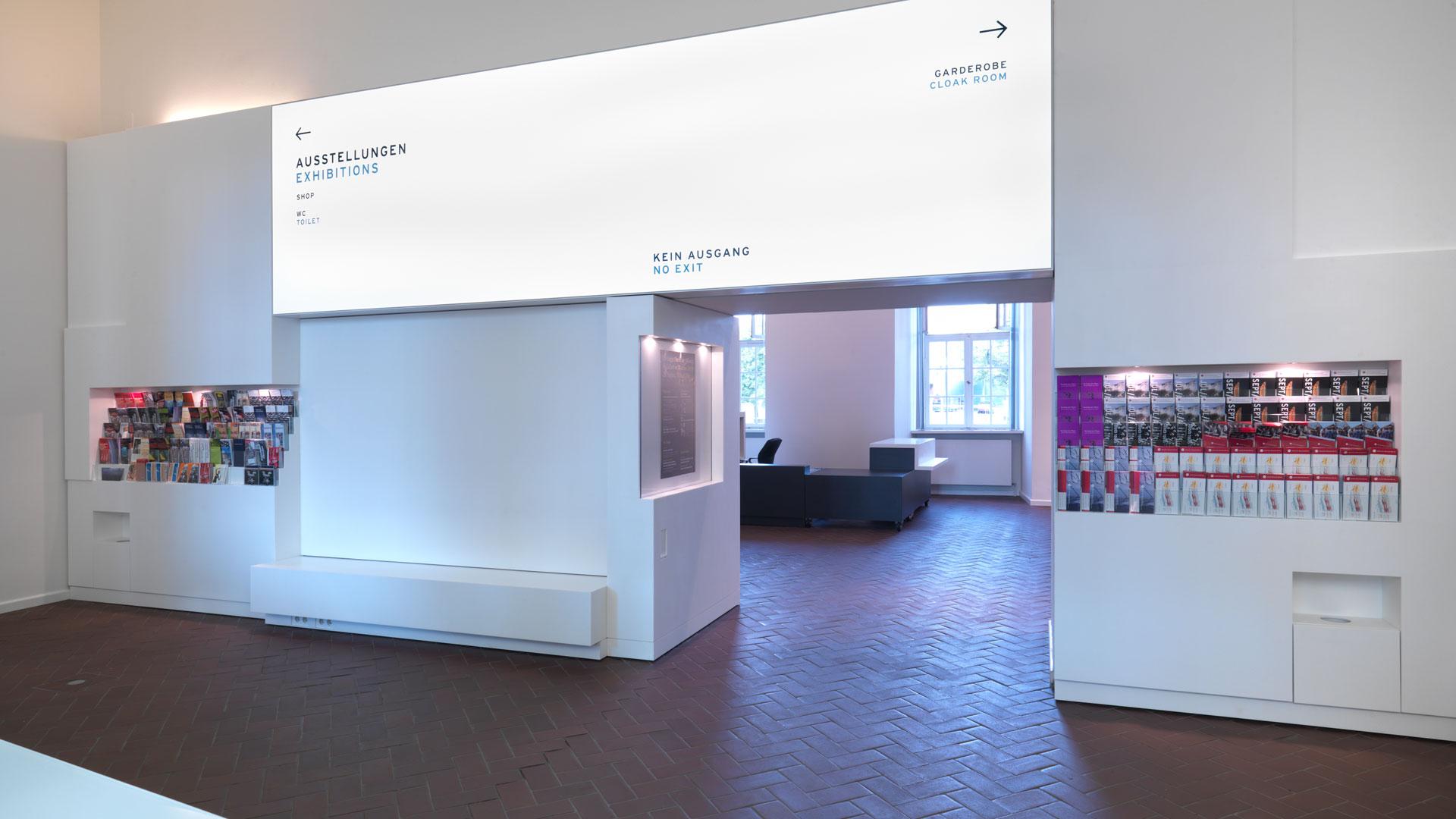 Jüdisches Museum Berlin - VidroStone Interieur