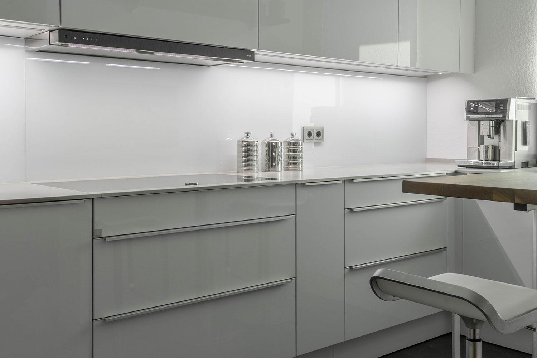 vidrostone interieur futuristische k che in u form. Black Bedroom Furniture Sets. Home Design Ideas